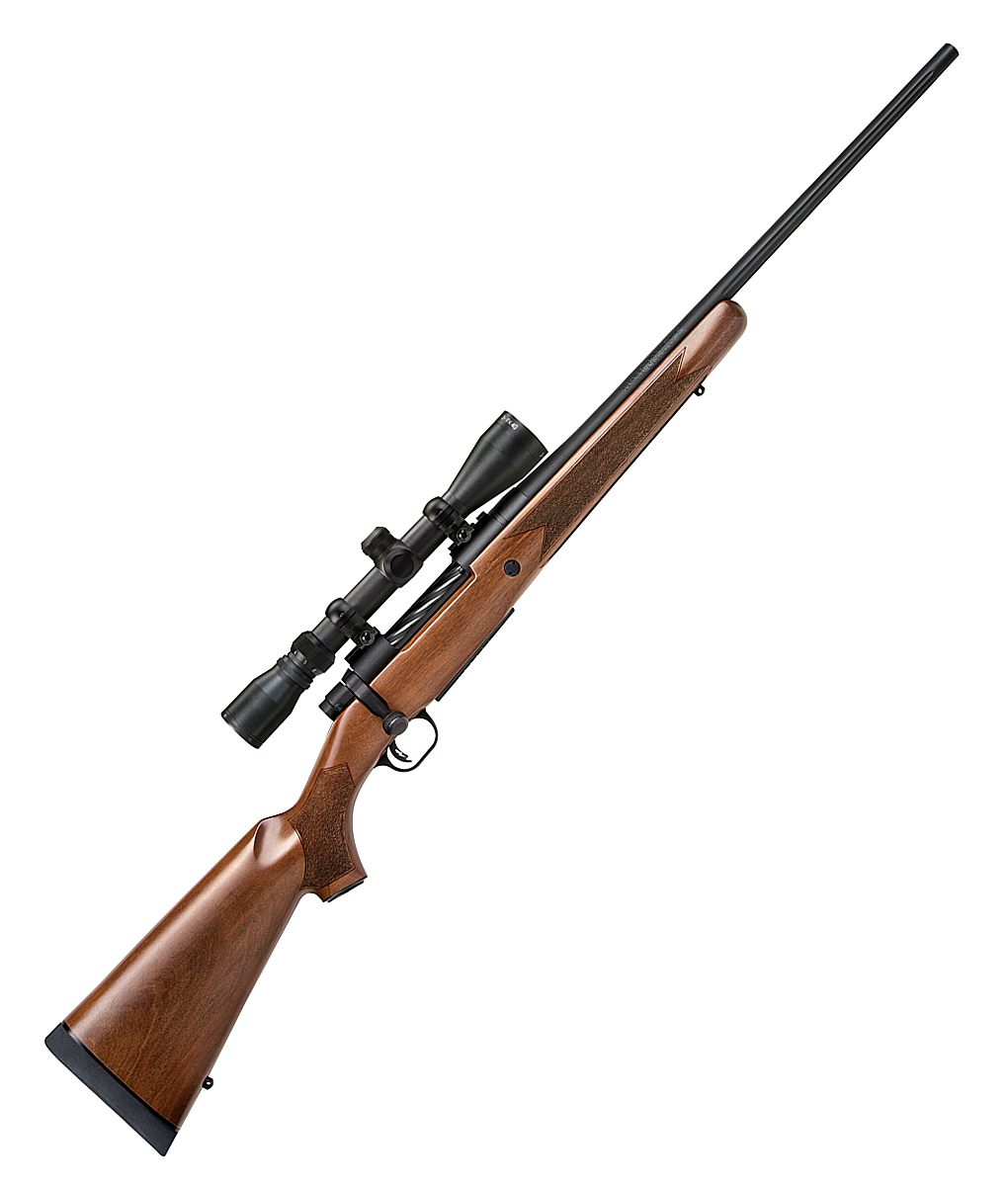 Mossberg Patriot Walnut With Scope 270 Win Doctor Deals