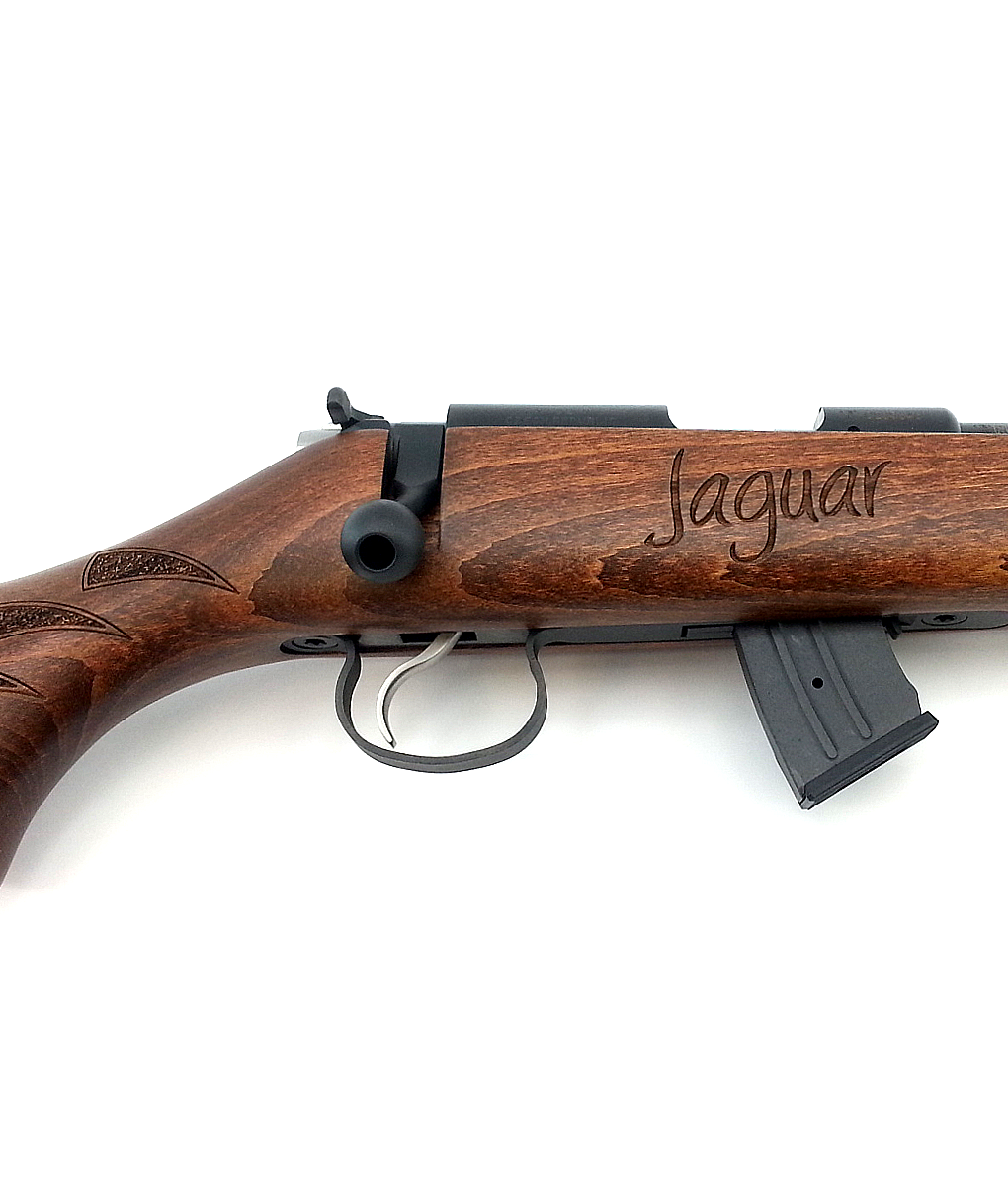CZ-USA CZ 455 Ultra Lux Jaguar Edition 22Lr Bolt Action Rifle