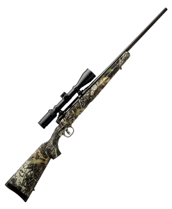 Savage Axis II XP 223 Rem Mossy Oak Bolt Action Rifle Weaver Scope Combo 22239