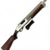 Radelli Gatekeeper 12 Gauge Pump Action Shotgun Marine Finish With Full Stock & Birds Head Grip PX111