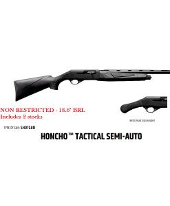 Charles Daly Honcho Tactical Semi-Automatic Shotgun 12 Gauge Black Synthetic 930.305